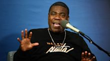 Tracy Morgan hit in his new $2M Bugatti Veyron; other driver 'traumatized'