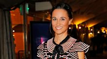 Pippa Middleton wore the prettiest Temperley dress to a charity gala last night