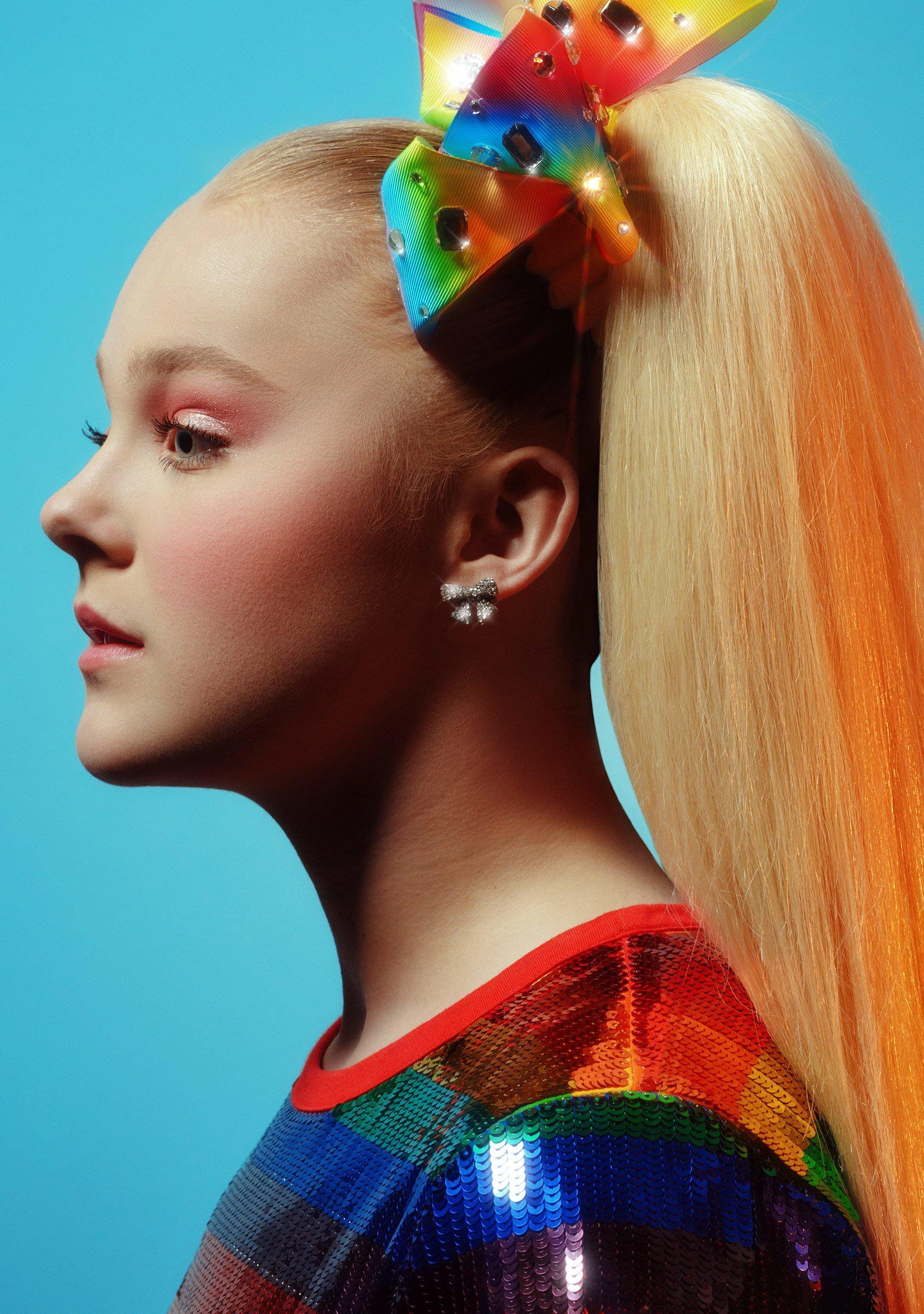 What Do People Want Me To Do Wear Black Every Day How Child Star Jojo Siwa Built Her Sparkly Empire