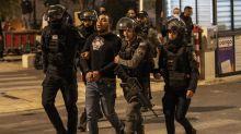Arrests after unrest in Jerusalem