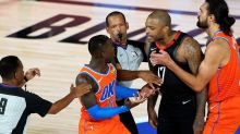 Rockets rout Thunder to take 3-2 series lead
