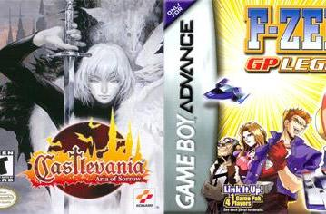 Australian ratings reveal Castlevania: Aria of Sorrow, F-Zero: GP Legend for Wii U Virtual Console