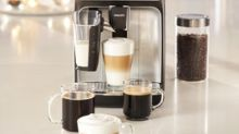New automatic espresso machines from Philips offer an easier way to make café-style coffees at home