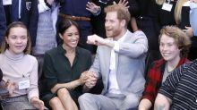 Herzogin Meghan und Prinz Harry erwarten erstes Kind