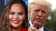 Twitter Users Find A Way To Get Chrissy Teigen's Filthy Trump Nickname To Trend