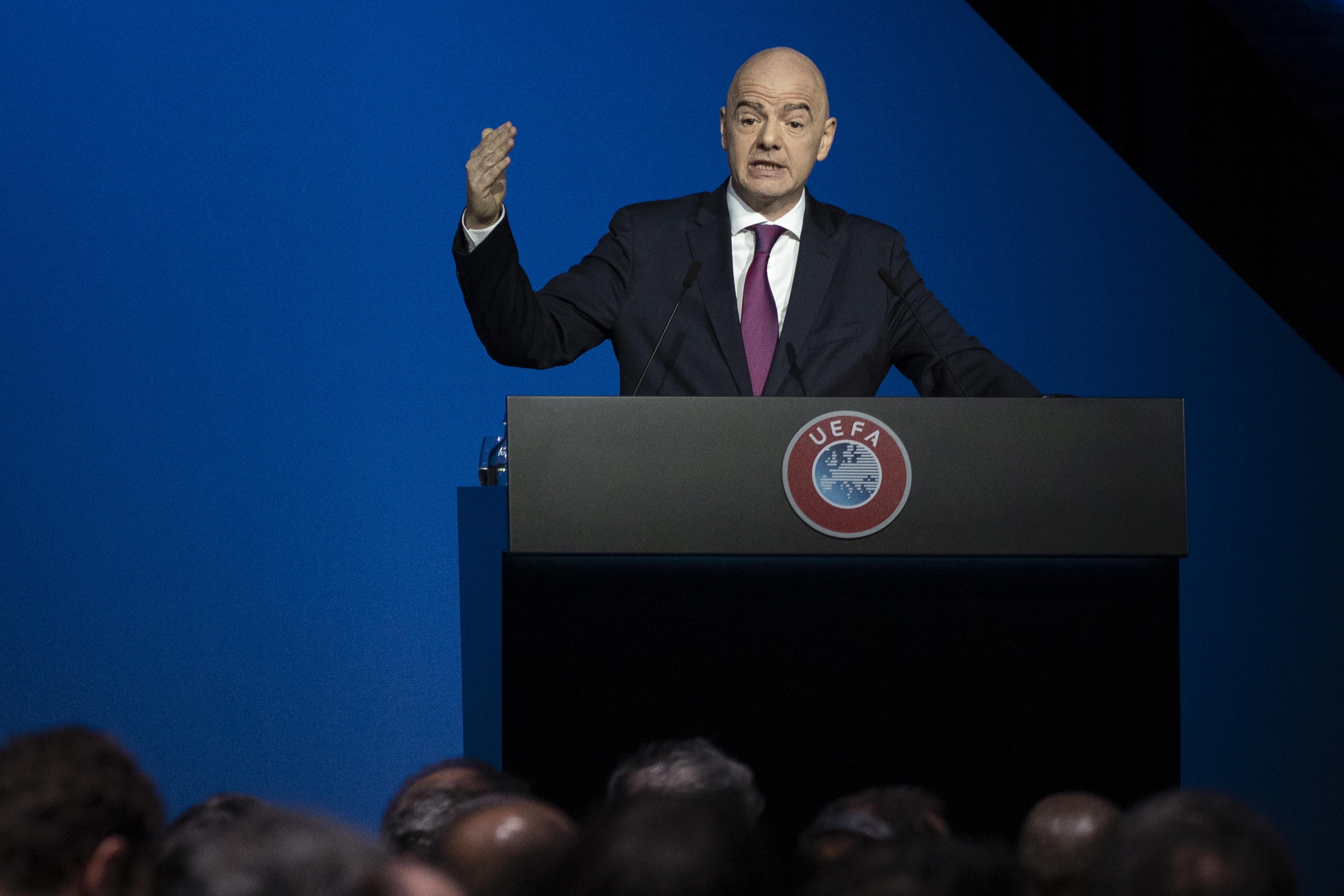 Soccer FIFA Investigation Lauber