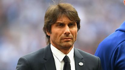 Conte clear-headed for close season after Chelsea's Wembley woe