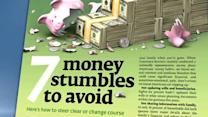 Tips on how to avoid common personal finance stumbles