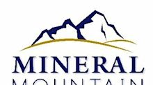 Mineral Mountain Completes the Purchase of the Standby Mine