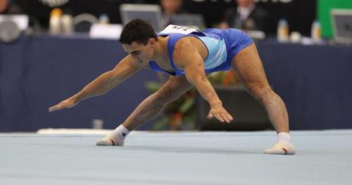 Gym - ChE (H) - Dixième titre européen pour Marian Dragulescu, sacré au sol