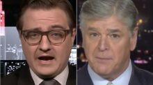 Chris Hayes Exposes Fox News' Alarming Reporting On Coronavirus