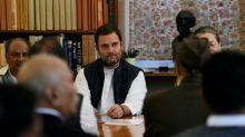 Inde: Rahul Gandhi en marche pour prendre les rênes du Congrès