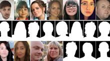 Victims of the Manchester Arena attack