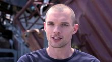Ed Skrein joins James Cameron's Alita: Battle Angel
