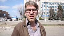 American journalist held in Slaviansk by separatists