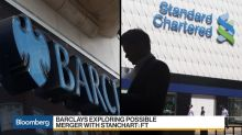 Barclays Exploring Possible StanChart Merger, Says FT