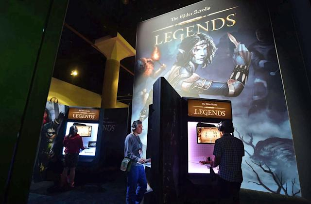 'Elder Scrolls: Legends' may skip PS4 due to cross-play ban