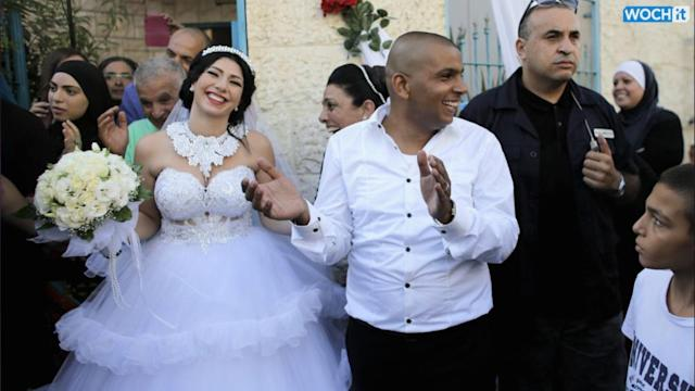 Arrests At Protests Against Israeli Interfaith Wedding