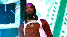 Offset Uses Footage of Cardi B Giving Birth to Promote New Album