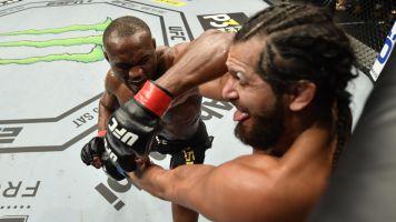 Usman stomps Masvidal in Fight Island finish