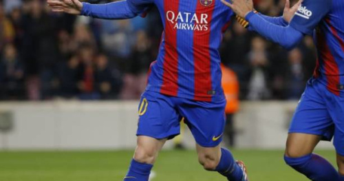 Foot - WTF - Le Barça B gagne 12-0 contre le dernier de son groupe en D3