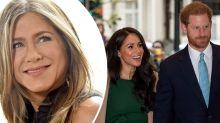 Jennifer Aniston breaks Meghan and Prince Harry's world record