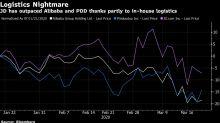 China Online Retail Giants Alibaba, JD Emerge From Coronavirus Deadlock