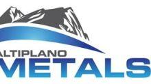 Altiplano Announces Market Maker Agreement