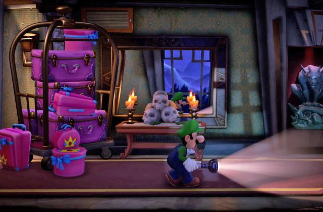 Nintendo is buying the developer of Luigi's Mansion 3