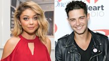 Sarah Hyland and 'Bachelorette' Alum Wells Adams Are 'Hanging Out,' Source Says: 'They're Flirty'