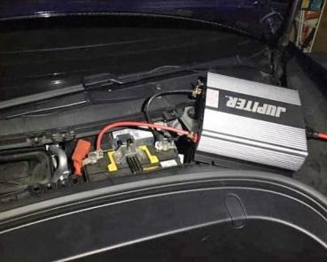 美國車主成功讓特斯拉反向供電,代價是喪失原廠保固