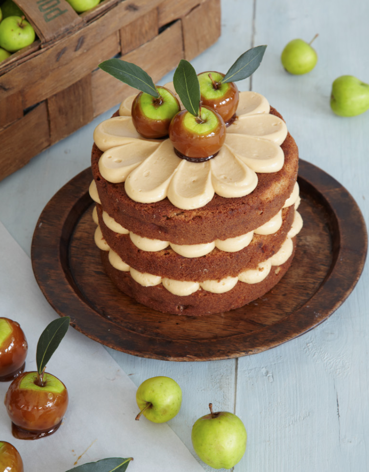 Recipes For Fall Apple Cakes