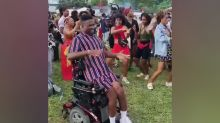 This inspiring wheelchair dancer will make your day