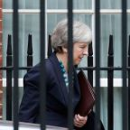 UK PM May must go now, says lawmaker in her Conservative Party