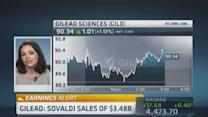 Gilead's big Q2 beat