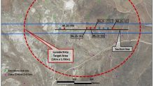 Corvus Gold Drills 204.5 Metres @ 1.36 g/t Gold Including 37.3 Metres @ 5.37 g/t Gold & 10.5 Metres @ 9.99 g/t Gold, Expanding the New Lynnda Strip, Oxide Discovery, Eastern Bullfrog Gold District, Nevada