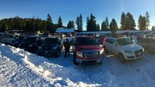Any spots left? Mount Seymour Provincial Park gridlock due to popularity