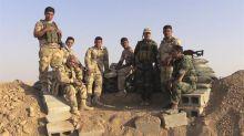 Los ejércitos kurdo e iraquí atacan posiciones de Estado Islámico en el norte de Irak