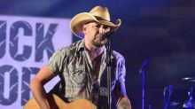 Jason Aldean says his teenage daughter wants to follow in his footsteps -- but as a rocker