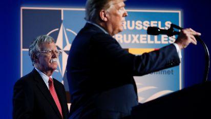 Trump calls EU a 'foe,' citing trade tensions