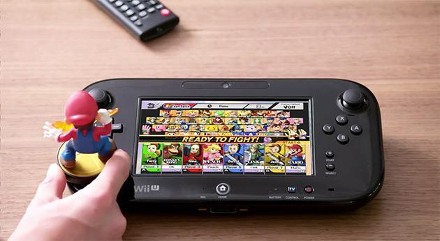 Here's how Nintendo's Amiibo toys work in Super Smash Bros. for Wii U