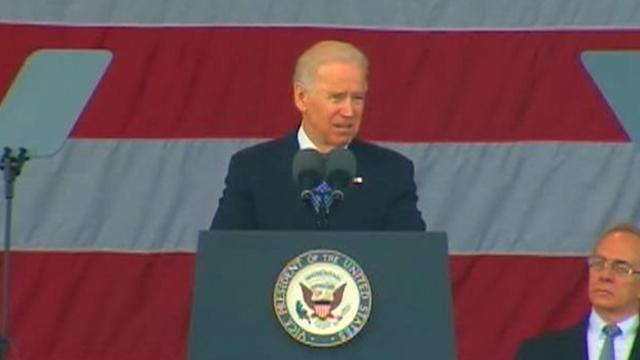 Joe Biden Blasts Bomb Suspects as 'Perverted Knockoff Jihadis'