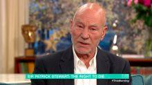 Sir Patrick Stewart: Emergency heart op made me realise I am not immortal
