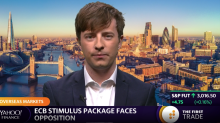 ECB stimulus package faces opposition
