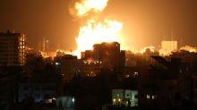 Israel y Hamás intensifican los ataques y la tensión se extiende a las ciudades mixtas