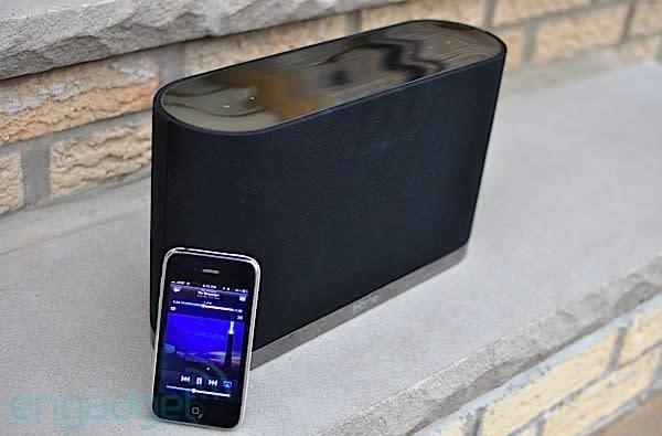 iHome iW1 AirPlay wireless audio system review