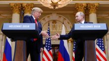 Putin meets Trump's national security pointman to discuss nuclear arms treaty