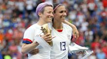 'Photoshop Battle' Kicks Off Over Alex Morgan's World Cup Trophy Pose