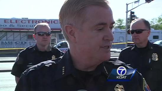 APD chief talks about officer-involved shooting