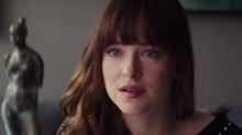 How will the 'Fifty Shades Freed' movie handle Ana's pregnancy?